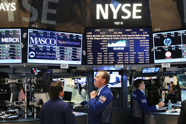 Revised Wall Street Forecast: We're All Going to Be Rich ...