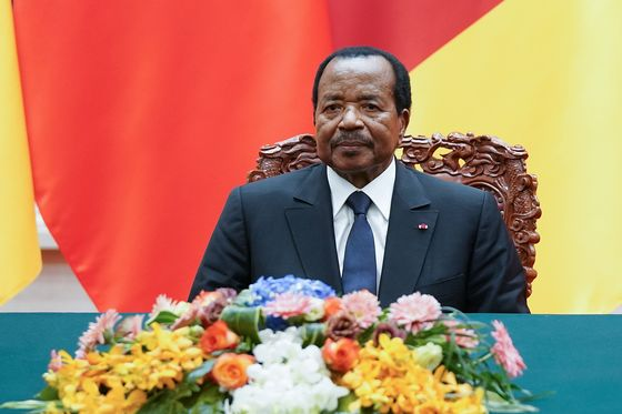 Rebellion Boils as Cameroon's President Seeks to Extend Rule