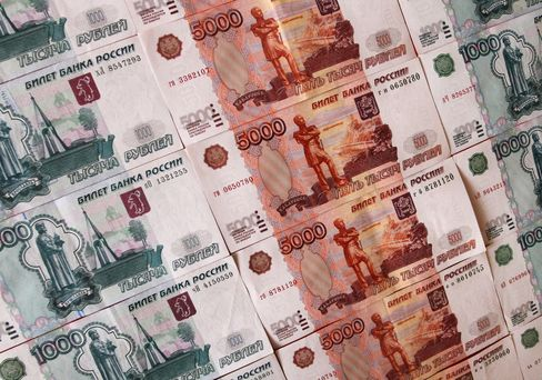 Ruble Gaining Most in Seven Months on Oil Rally