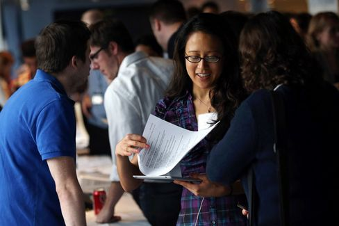 MBA Hiring Is About to Go Into Overdrive