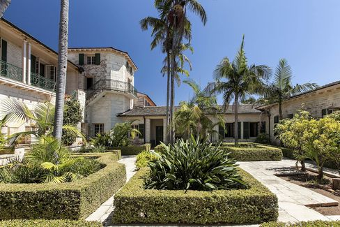 The $125 million Rancho San Carlos in Montecito, CA.