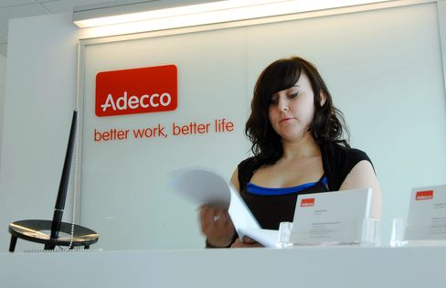 Adecco Hires Recession-Hit Spanish Engineers to Fill German Jobs