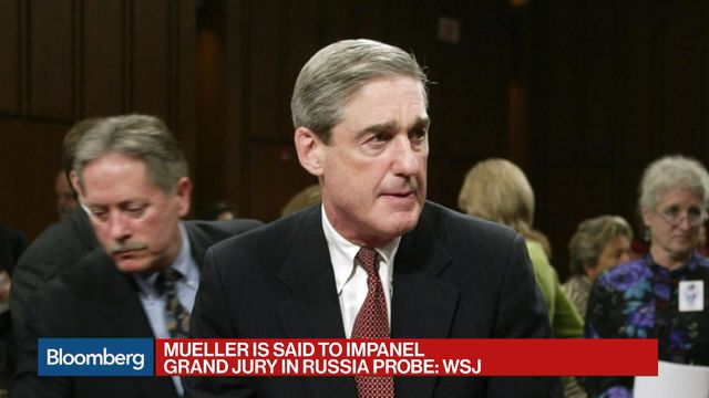 Trump: Robert Mueller impanels grand jury focuses on obstruction and financial crimes