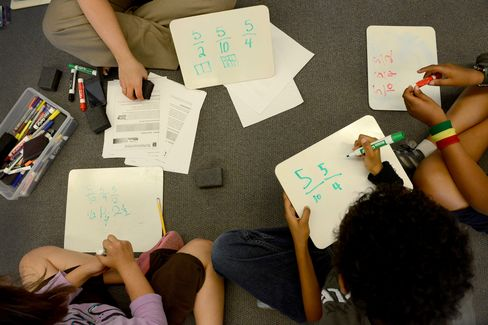 Common-Core Standards Have Tea Party Seeing U.S. School Takeover