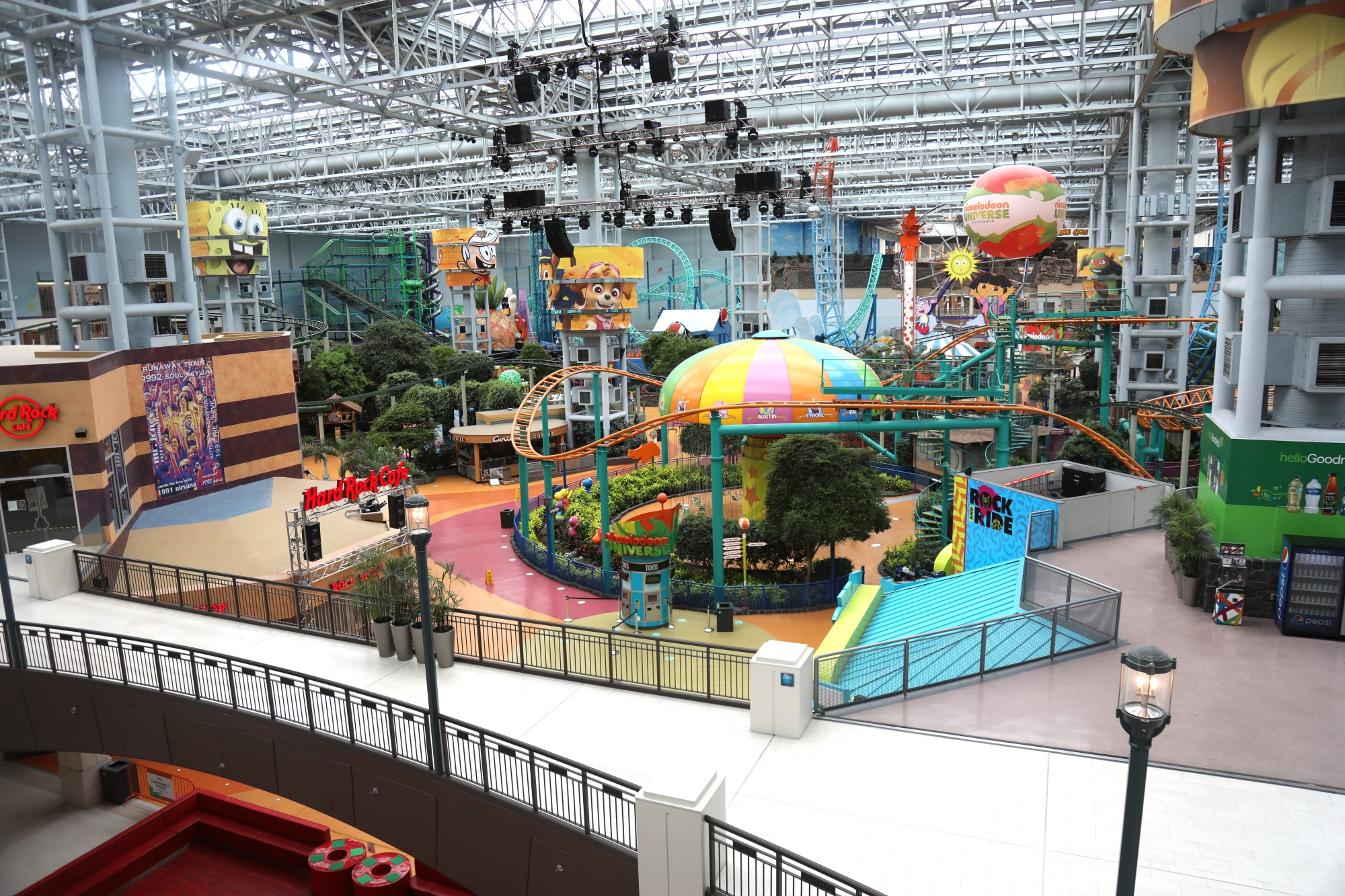 Mall of America Said to Miss Another