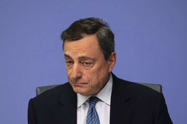 ECB President Mario Draghi End of Era Rates Decision