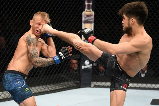 UFC Fight Night Draws Record Subscribers for Disney's ESPN+