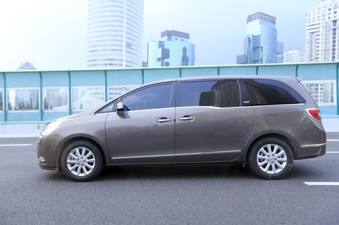Buick Minivan Choice of New CEO in China