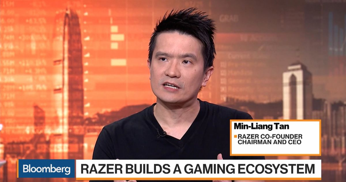 bloomberg.com - Razer Focused on Mobile Gaming Software, CEO Says