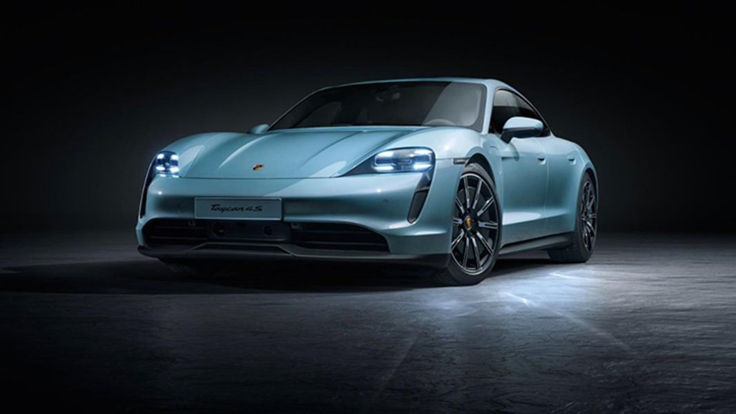 relates to Porsche Steps Up Tesla Battle With $117,000 Electric Taycan