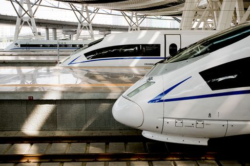 China Seen Making First High-Speed Train Purchases Since Crash
