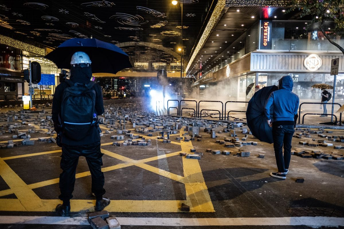 Hong Kong to Spend Millions Promoting Rule of Law After Protests