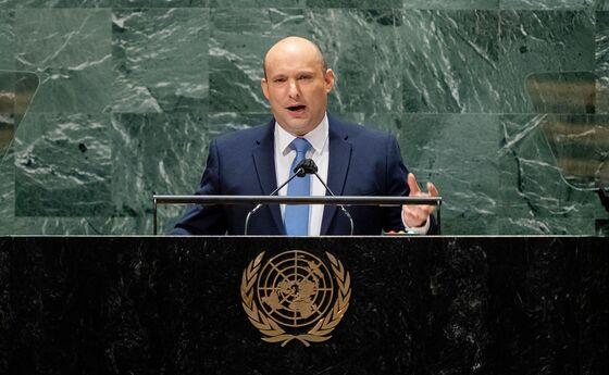 Israel's Bennett Tells UN Iran Has Crossed 'All Red Lines'