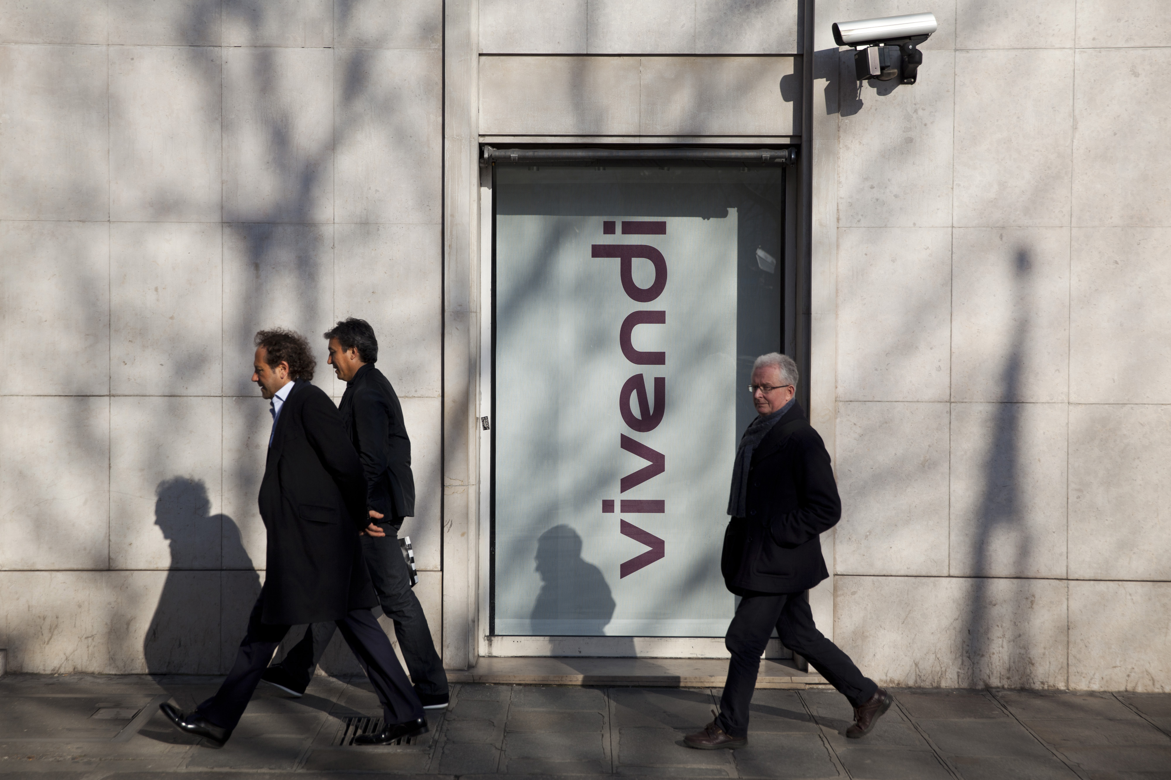 vivendi revitalizing a french conglomerate