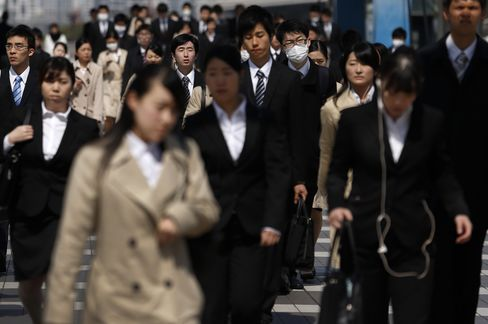 Career Fair For Japanese Students