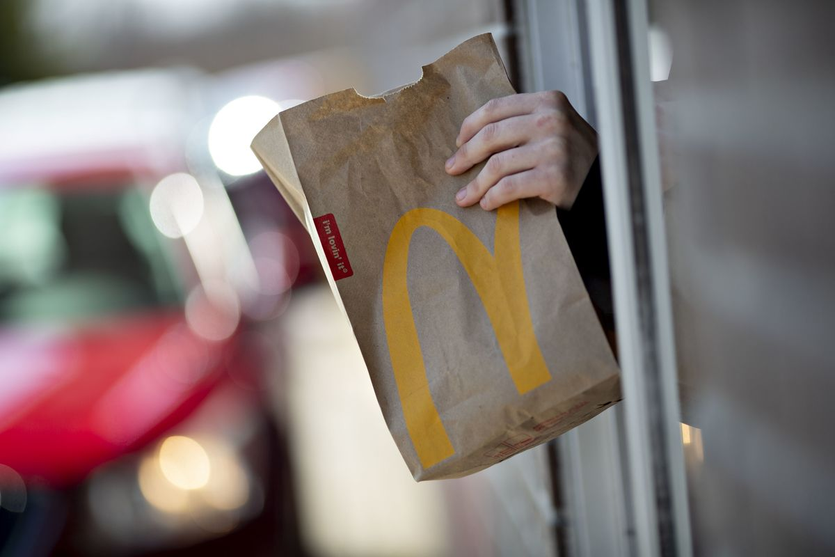 McDonald's Buys Startup to Add Automated Drive-Thru Ordering