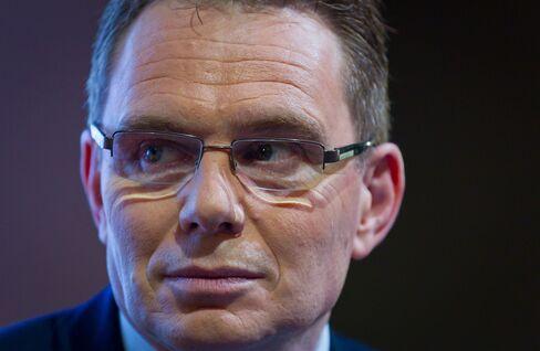 BHP Incoming CEO Andrew Mackenzie