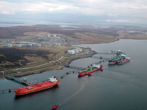 BP Said to Weigh North Sea Asset Sales for $1 Billion