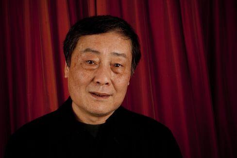 Hangzhou Wahaha Group Co. Chairman Zong Qinghou