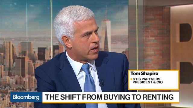 Rental Glut Sends Chill Through the Hottest U.S. Housing Markets