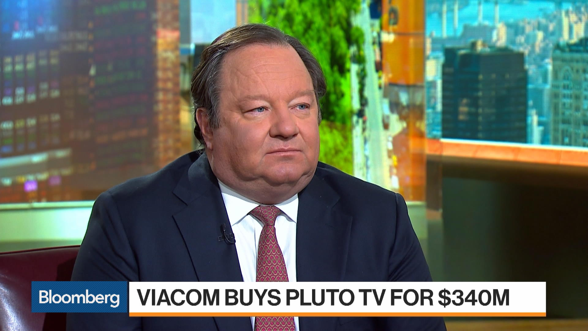 Viacom CEO Says 'Absolutely Not' on Need for CBS Deal