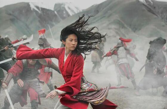 Disney's 'Mulan' Heads for Weak China Debut