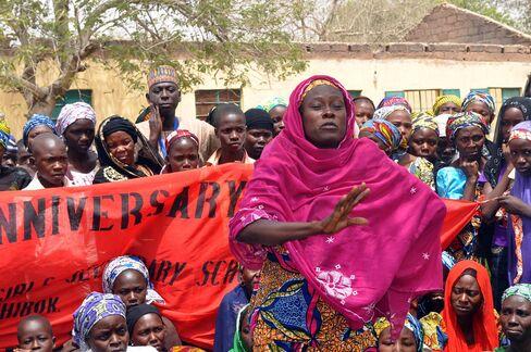 Parents of Missing Chibok Schoolgirls