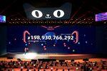 Alibaba Sets Singles' Day Sales Record