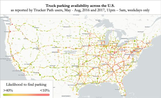Where Have America's Truck Drivers Gone?