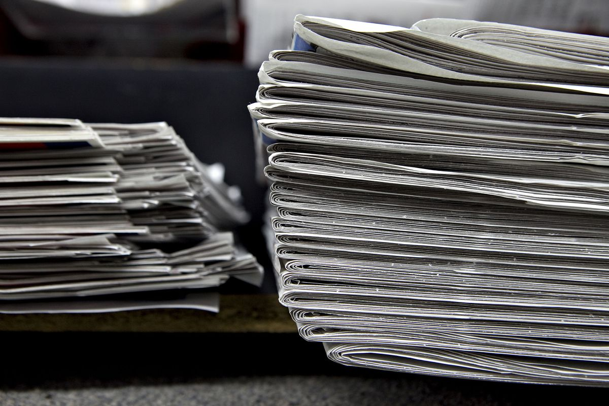 Newspapers Find Their True Value in Real Estate, Not Publishing