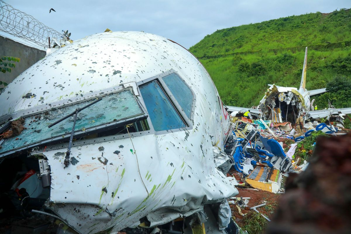Weather Is Dismissed as Factor in Deadly Air India Crash