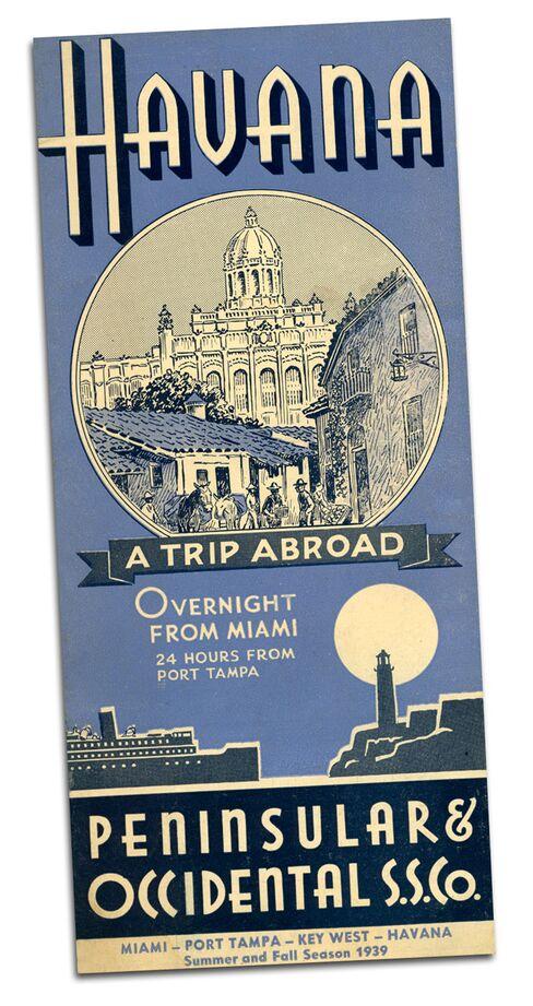 Havana, Peninsular & Occidental S.S. Co.