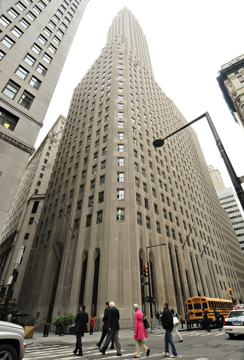 Bank of New York Violated State Law