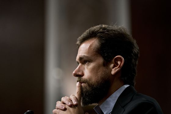 Republicans Press Twitter's Jack Dorsey Over 'Shadow-Banning'