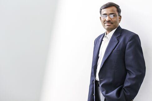IDFC CEO Vikram Limaye