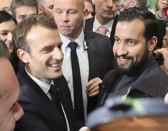 Manhandling Protesters Was Justified, Macron's Ex-Bodyguard Says