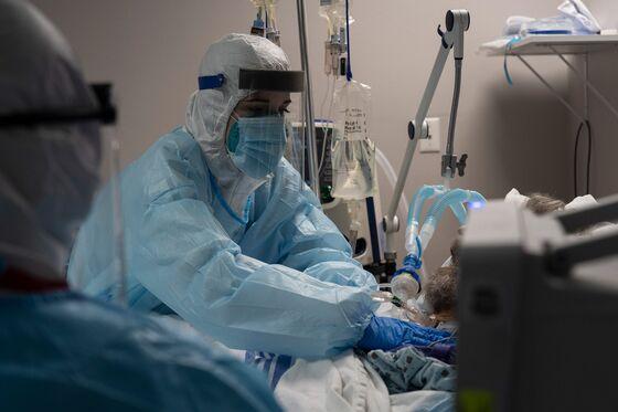 Nurses' Pleas Spur U.S. Pledge to Tap 44 Million-Mask Stockpile
