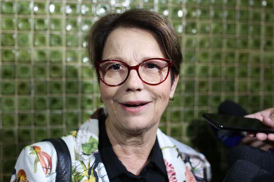 Brazil's New Farm Minister Warns Bolsonaro on Israel Embassy Move