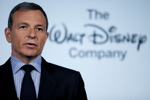 Walt Disney CEO Robert Iger