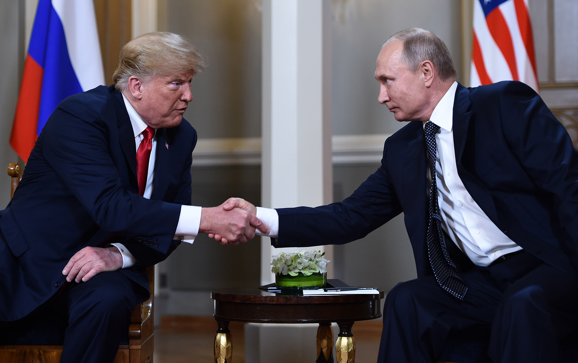 Trump and Putin May Meet Again in Helsinki, Finnish Newspaper Says