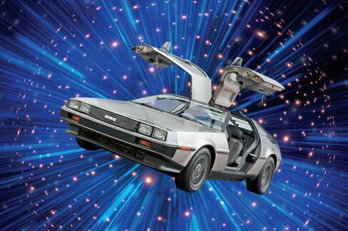 The DeLorean's Time Leap