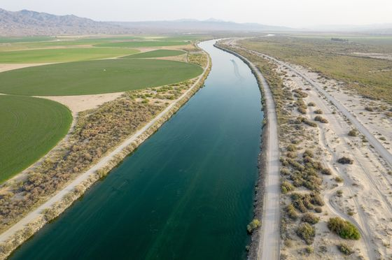 Colorado River Water Rationed for First Time Amid Drought