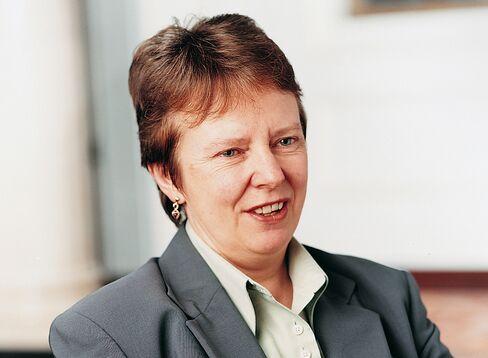 Former BoE Monetary Policy Committee Member Kate Barker