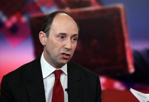 U.K. Debt Management Office CEO Robert Stheeman