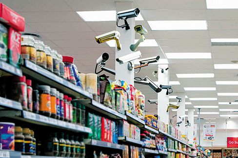 To Catch Up With E-tail, Tools to Track Shoppers in the Store