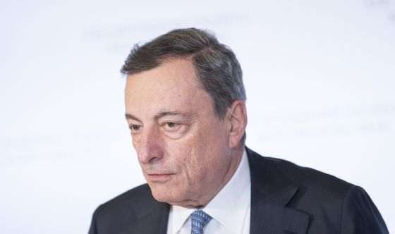 Euro Treading Water Awaits Rescue Mission From Draghi & Co.
