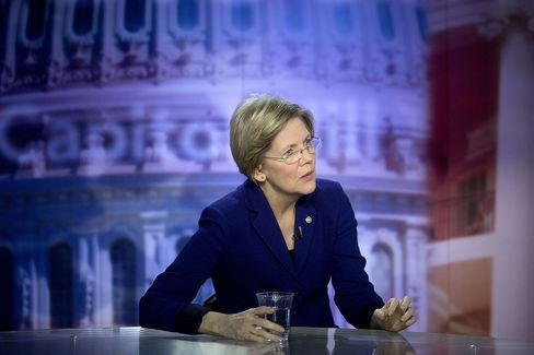 Warren Book Hits Republicans While Going Easy on Hillary Clinton