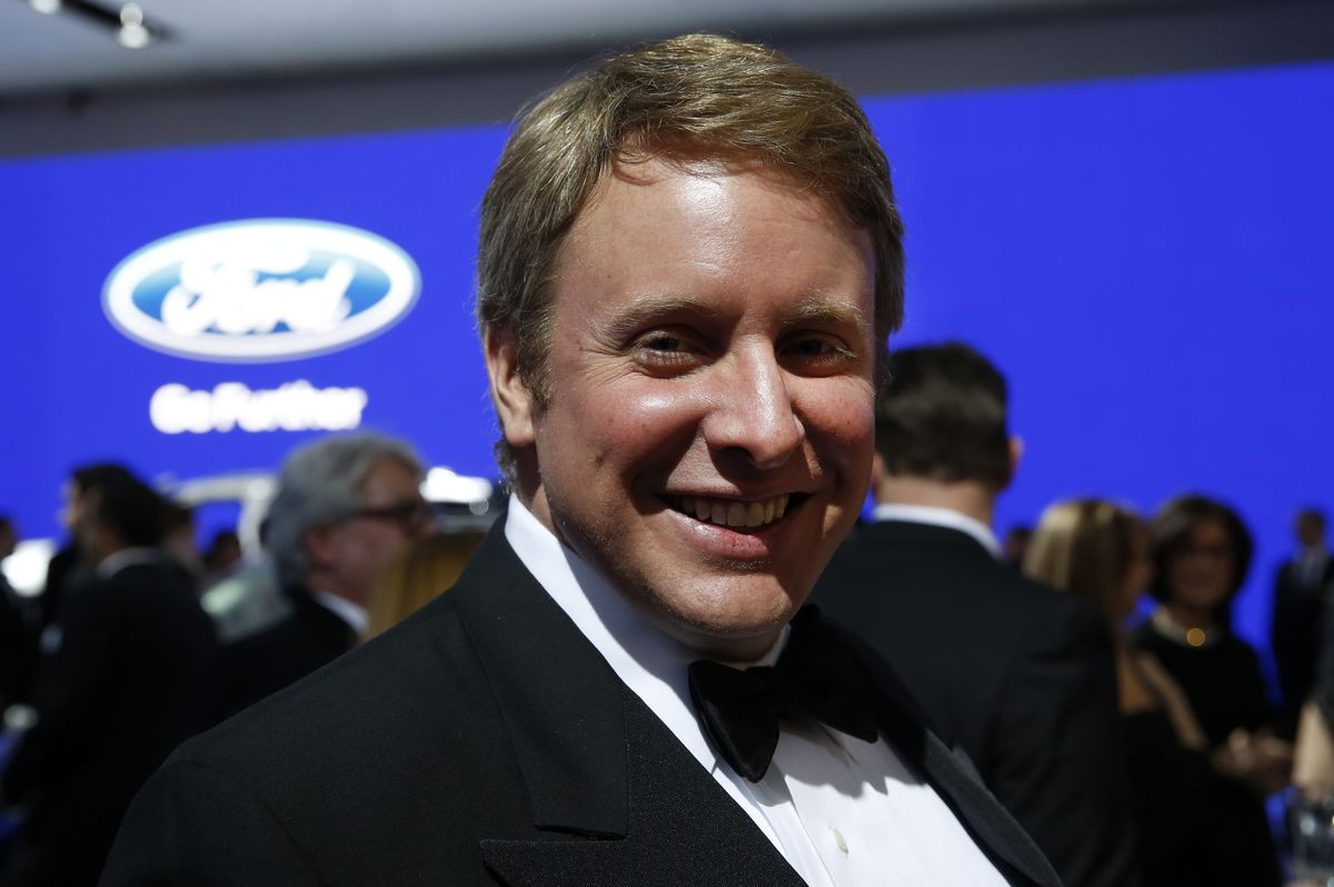 Ford Scion Leaving Job at Automaker as He Prepares to Join Board
