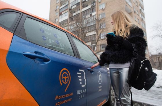 Here Is the Future of Car Sharing, and Carmakers Should Be Terrified