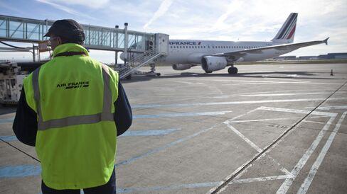 Air France Crew